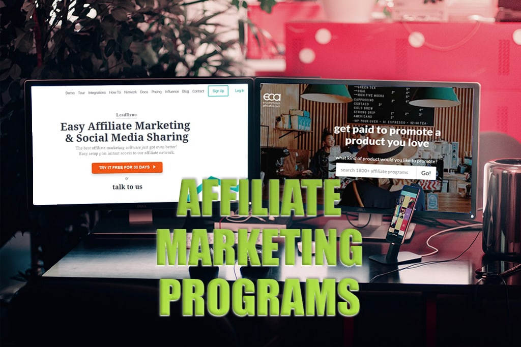 Getting Started With Affiliate Marketing Programs