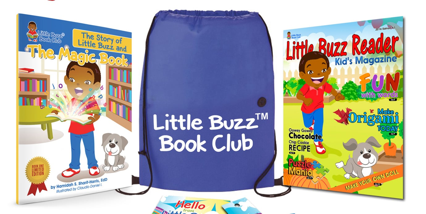 little-buzz-kids-book-club