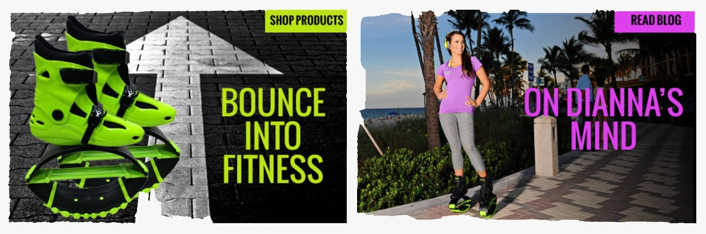 Bounce Boots - Fitness for Adults