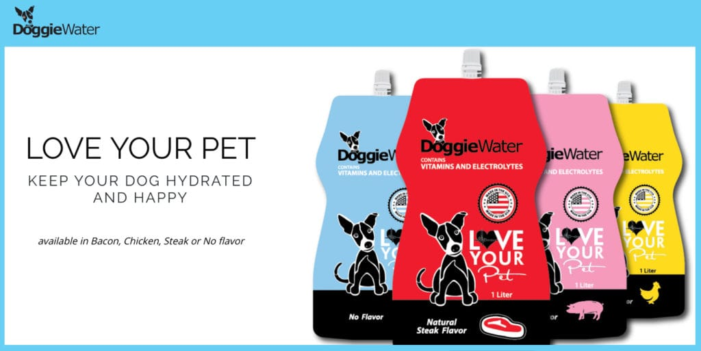 Doggie Water - Dog Products