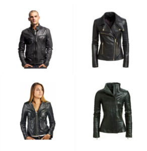 Men and Womens Leather Jackets