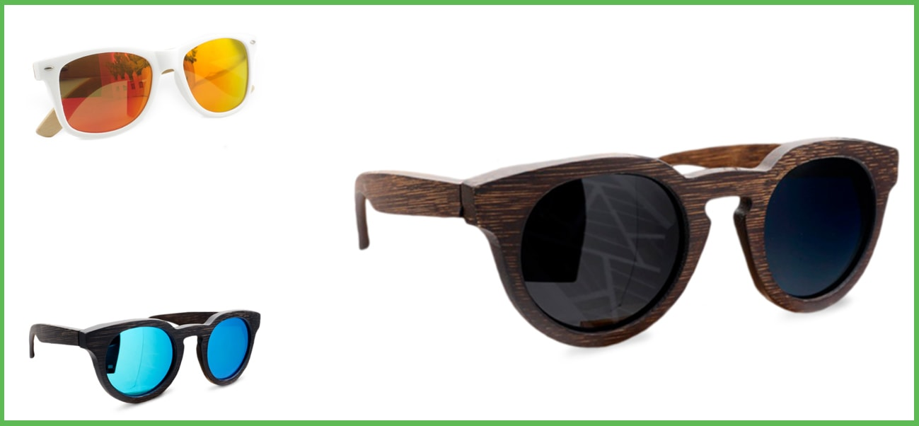 Woodnax - Wooden & Bamboo Sunglasses