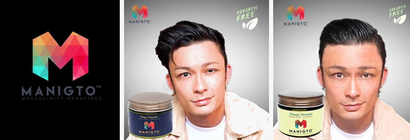 Manigto - Mens Hair Styling Product