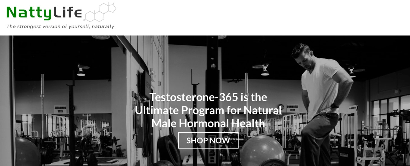 NattyLife - Natural Male Hormonal Health