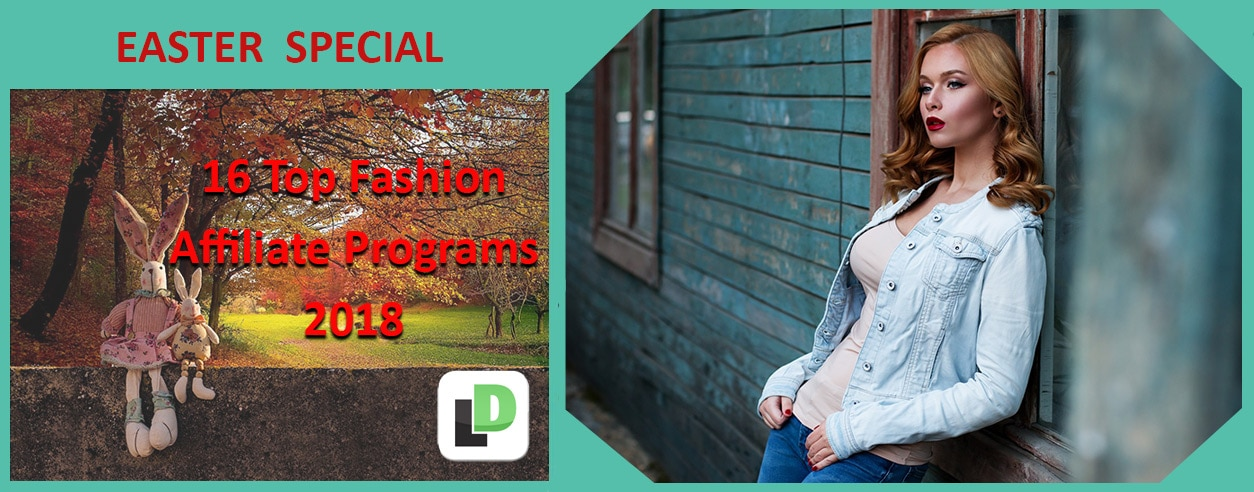 Top Fashion Affiliate Programs of 2018
