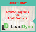 Adult Affiliate Programs : Recommended Adult Website Affiliates