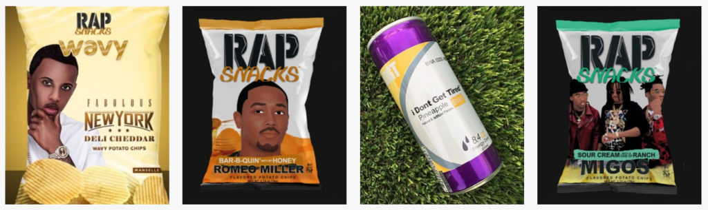 Rap Snacks - Candyman Vending