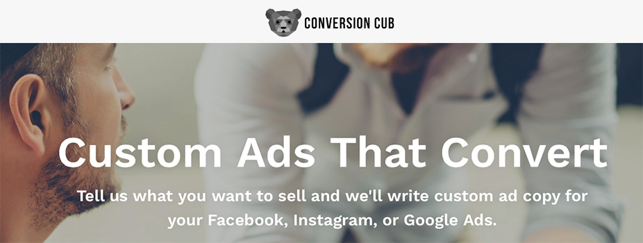 Conversion Cub - Creating custom ads that convert