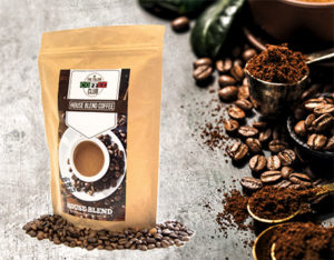 House Blend Coffee - Affiliate Marketing