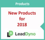 New Products on the Market in 2018