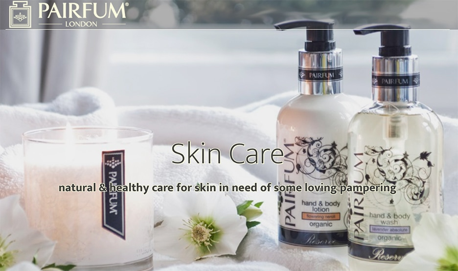 Pairfum | Skincare Products