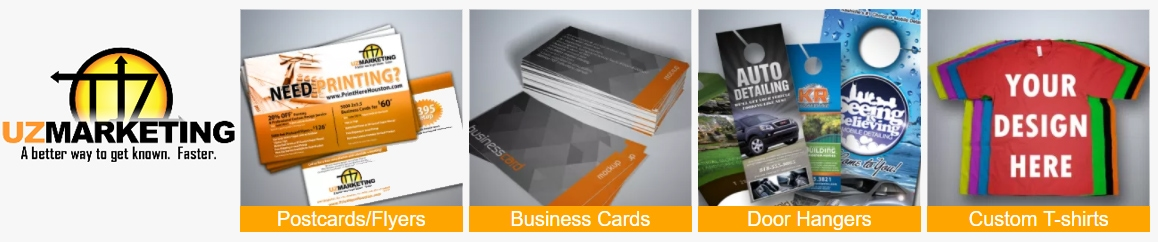 UZ Marketing - Printing for your business needs