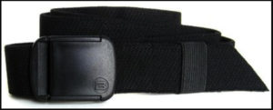 Black Comfort Belt | BETTA Wear