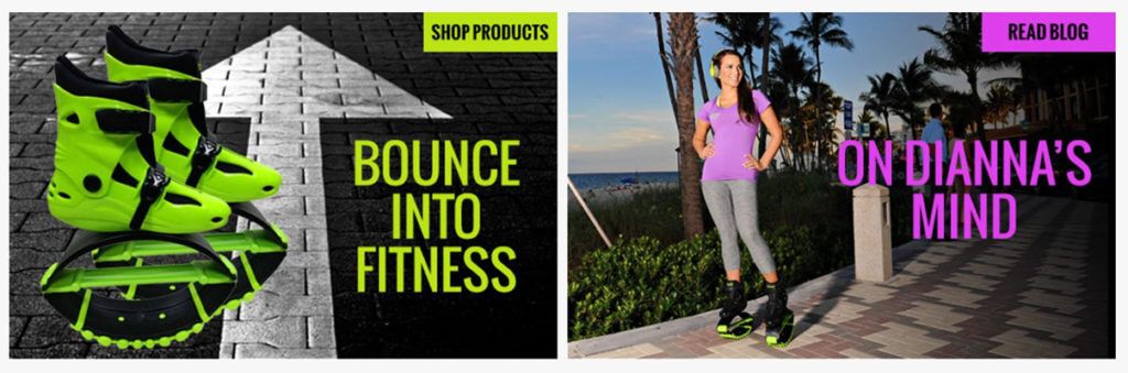 Bounce into Fitness | Bounce Boots
