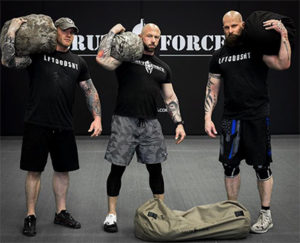 Heavy-duty Sandbags | Brute Force Training