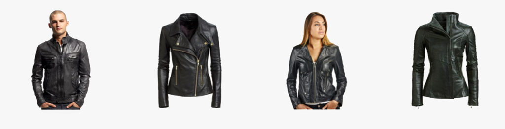 Mens & Womens Quality Leather Jackets