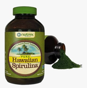 Pure Hawaiian Spirulina - Superfood Supplement