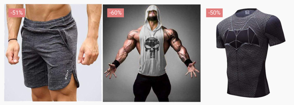 Bodybuilding Fitness Apparel