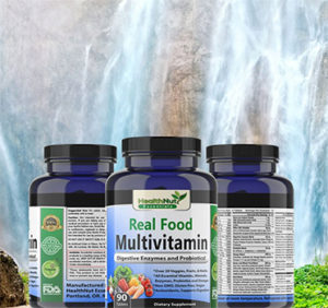 Vegan Multivitamins - HealthNut Essentials