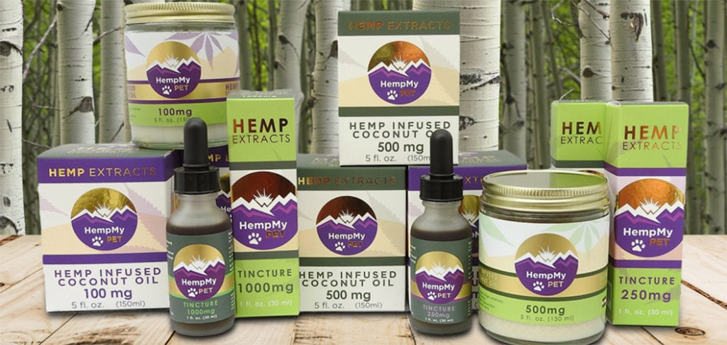 Hemp Extracts | Pet Health Products