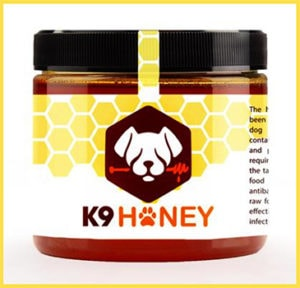 All Natural K9 Honey for Dogs