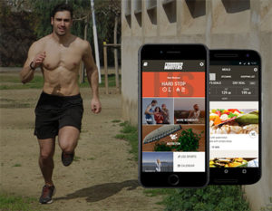 Functional Training Nutrition Fitness App