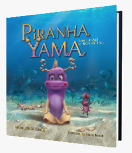 Piranha Yama | Yoga and Meditation Kids Book