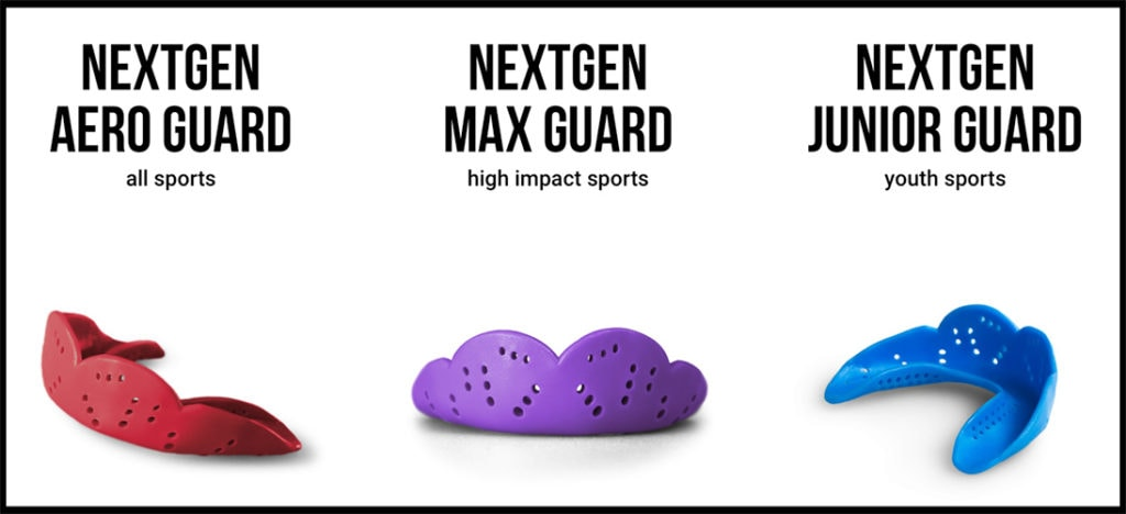 NextGen Aero Guard | Max Guard | Junior Guard