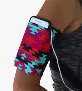Trendy Smartphone Armbands for Runners