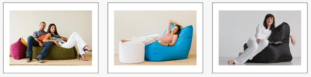 Indoor & Outdoor Beanbags