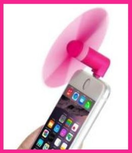 BreezyPhone | Cool Smartphone Fan