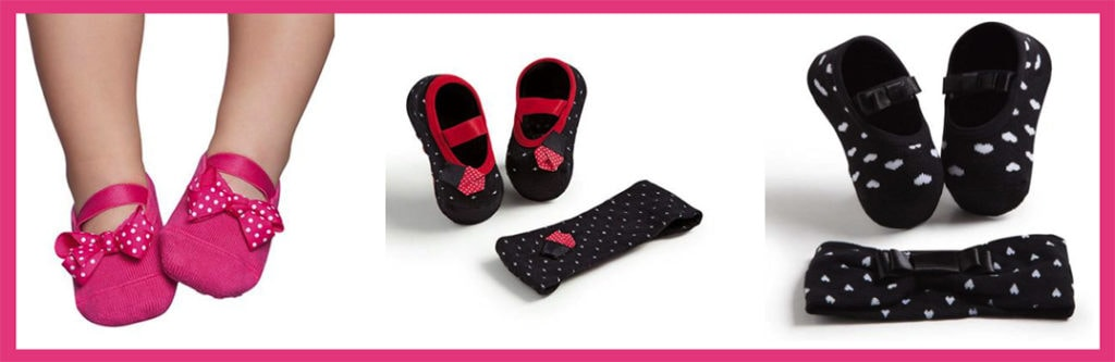 Babies Cute Anti-Slip Socks