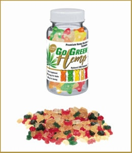 Cannabidiol Gummy Bears