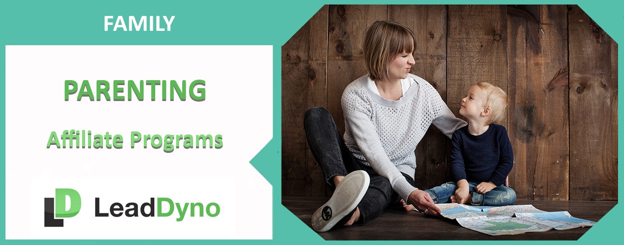Parenting Affiliate Programs | LeadDyno Guide