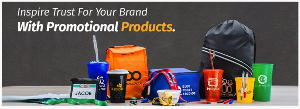Inspire Trust - Promotional Products