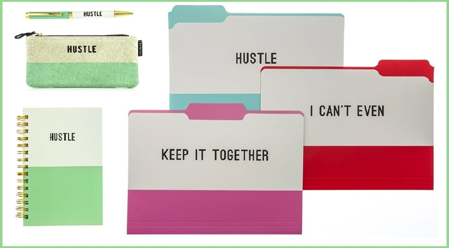 Feminist Products | Keep it Together | Hustle