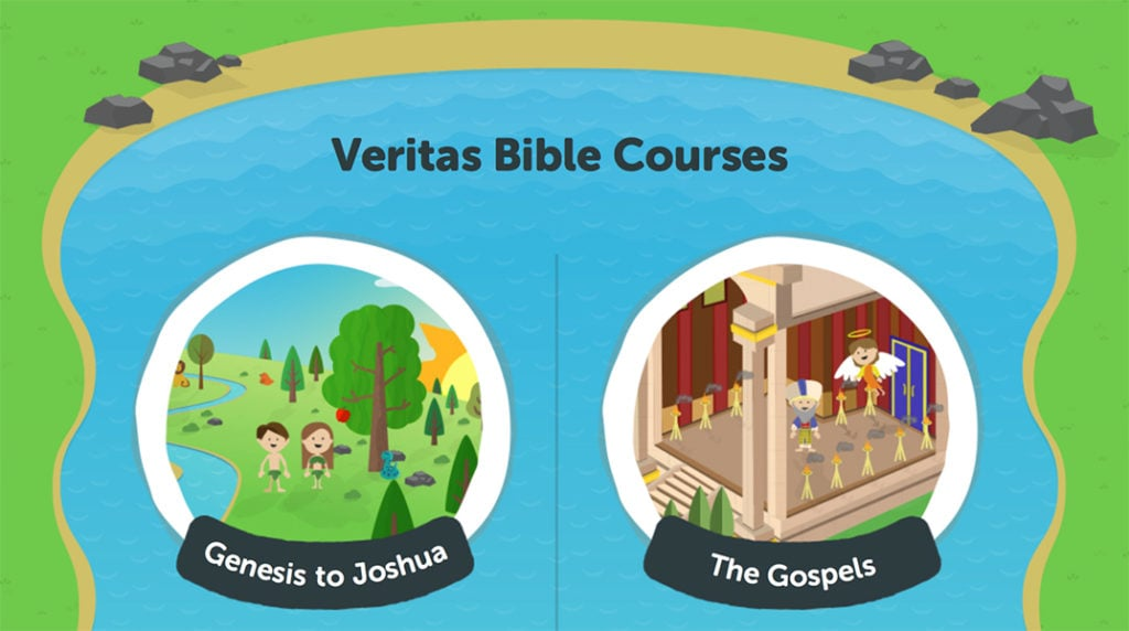 Veritas Bible Courses
