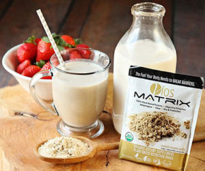 Vios Matrix | Organic Meal Replacement