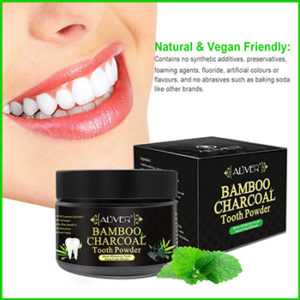 Mystery Box | Bamboo Charcoal Tooth Powder