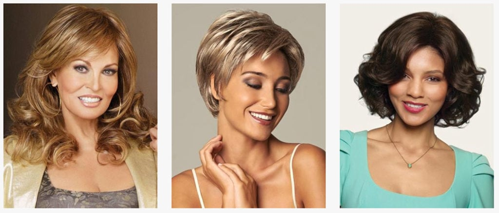 Quality Wigs for Men and Women