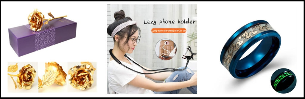 Trending Products | Lazy Phone Holder | Rings