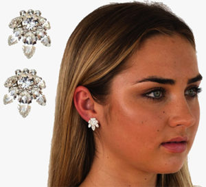Stunning Bridal Earrings | Jewelry Products