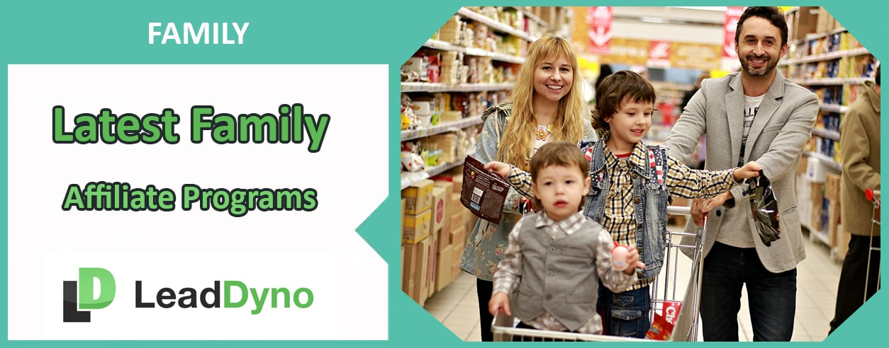 Family Affiliate Programs | LeadDyno Marketing Guide