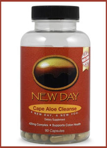 Cape Aloe Cleanse - New Day Health