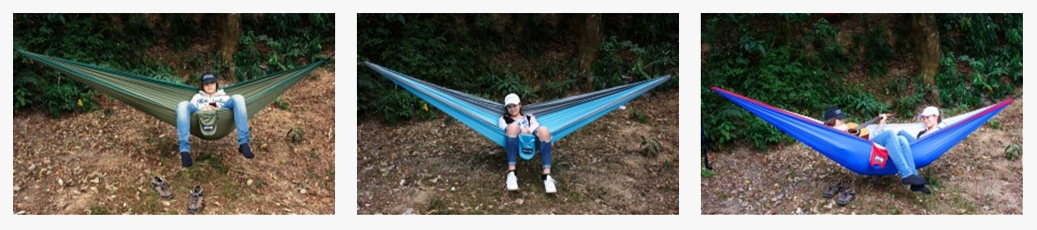 Various Hammock Designs | Nomads Adventure Gear