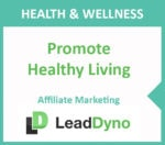 Health Products Affiliate Programs | LeadDyno Guide