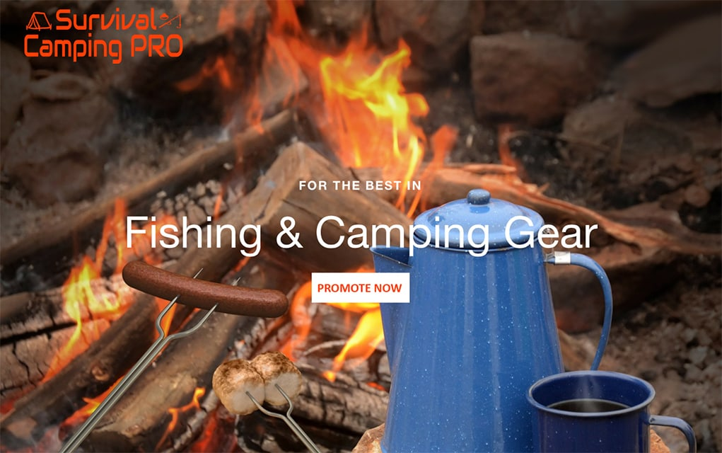 Fishing & Camping Gear | Outdoor Survival Niche