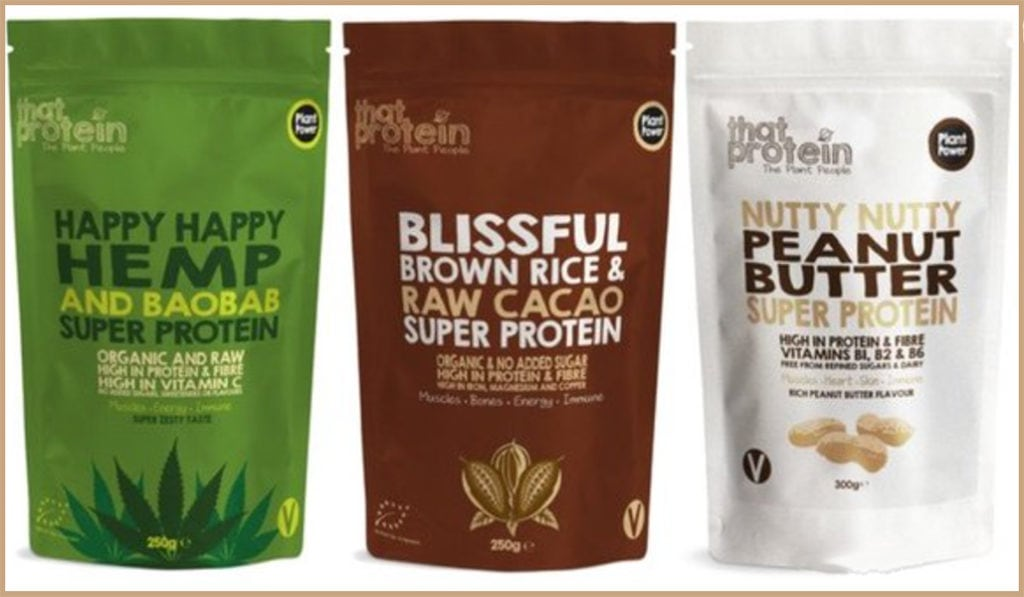 Organic Protein Powders | That Protein