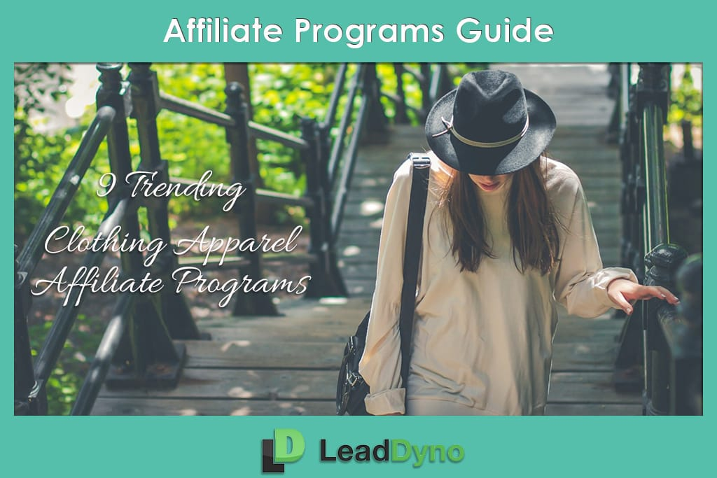 LeadDyno Guide Online Clothing Affiliate Programs