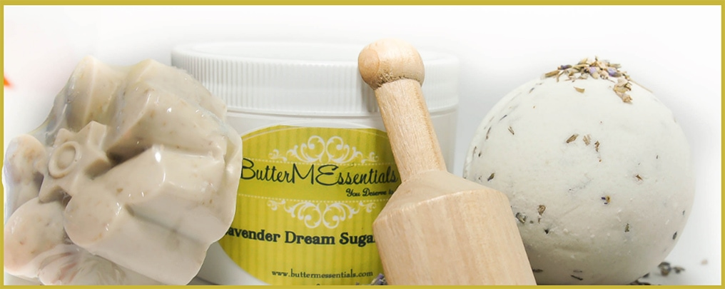 Handmade Natural Hair & Body Butter Products